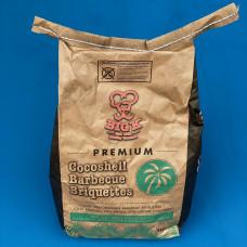 Big K Coconut Shell Briquettes 4kg