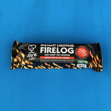 Big K Instant Light Firelog- Perfect for Fires and Chimineas