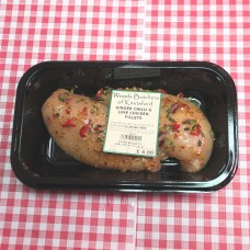 Ginger Chilli & lime Chicken Fillets