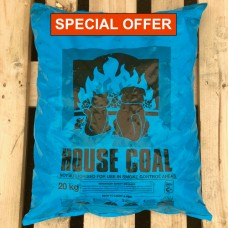 House Coal - Buy Two 20kg Bags