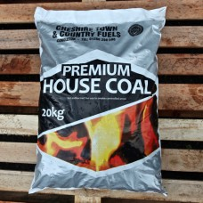 Premium House Coal 20Kg Bag