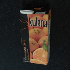 Kulana Orange Juice. 1 Litre