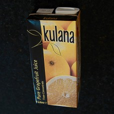 Kulana Grapefruit Juice. 1 Litre