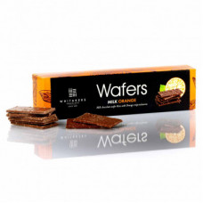 Whitakers Milk chocolate Orange wafers 175g