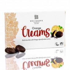 Whitakers Orange Creams 150g