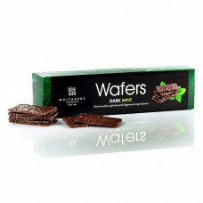 Whitakers Dark Mint Wafers 175g