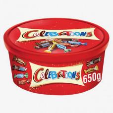Mars Celebrations Tub 650g