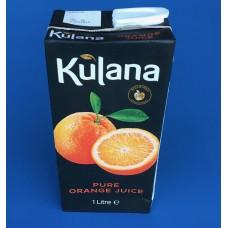 Kulana Orange Juice. 1 Litre