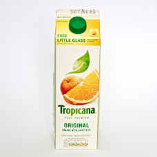 Tropicana Orange Juice 1 Litre