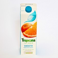 Tropicana Smooth Orange 1 Litre