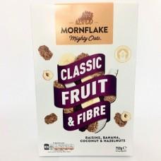 Mornflake Classic Fruit & Fibre 750g