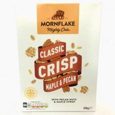 Mornflake Classic Crisp Maple & Pecan. 500g