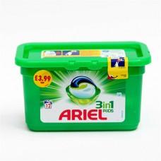 Ariel 3 in 1 pods (12x29.9g) 359.8g