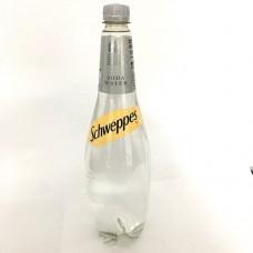 Schweppes Soda Water. 1 Litre