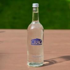 Crag Spring Still Water 750ml. Reusable and Returnable Glass Bottles.