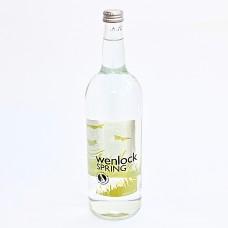 Wenlock Spring  Sparkling Water 1 Litre Glass Bottle