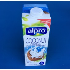 1 Litre alpro coconut original - no added sugars