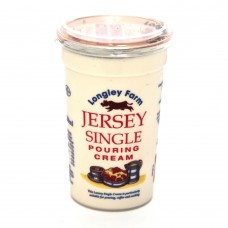 Jersey Single Pouring Cream