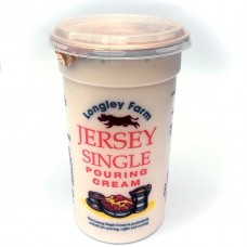Longley Farm Jersey Single Pouring Cream 250ml