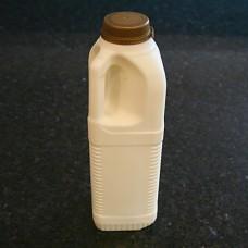 Live Natural Cheshire Yogurt. 1 Lt.