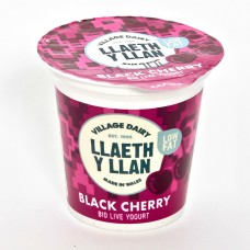 Yogurt Black Cherry 125g