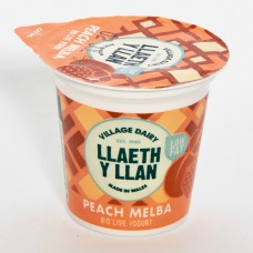 Yogurt Peach Melba 125g