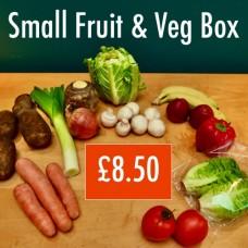 Small Seasonal Fruit & Veg Box