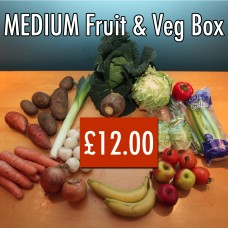 Medium Seasonal Fruit & Veg Box