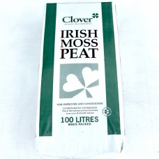 Clover Irish Moss Peat 100 lts