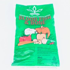 Thomas Elliot Blood, Fish & Bone Fertiliser 25 kg