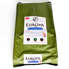 Europa Grain Free 50/50 De-Boned Venison with Salmon, Sweet Potato & Mulberry 12Kg