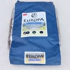 Europa, Grain Free, De-boned Chicken & Turkey 60/40 12Kg