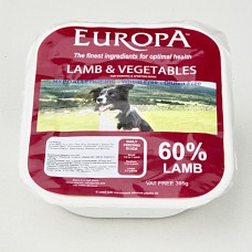 Europa Lamb & Vegetables 395g