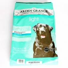 Arden Grange - Light - with Fresh Chicken & Rice. 12Kg