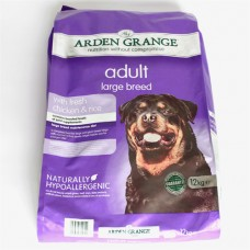 Arden Grange Adult - Large Breed - with Fresh Chicken & Rice. 12Kg